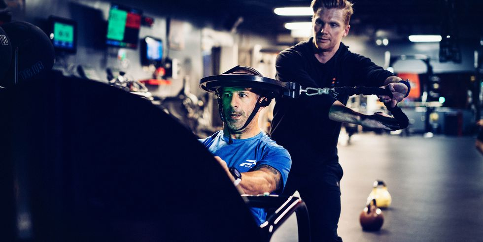 These Boutique Gyms For Racing Drivers Are Nothing Like Your Local Planet Fitness